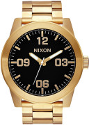 50 OFF  319.00  Nixon Corporal SS All Gold Black f0a18c3a4296